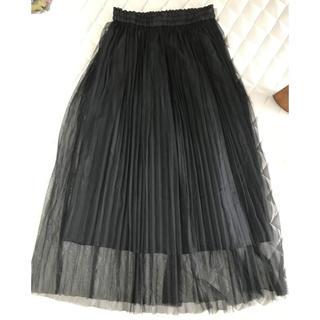GU - GU ジーユー ロングスカート