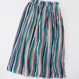 ホコモモラ(Jocomomola)のホコモモラ  ロングプリーツスカート(ロングスカート)
