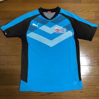 PUMA - 熊本大津サッカー部 トレーニングウェア
