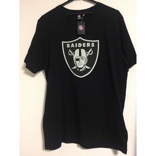 シュプリーム(Supreme)の新品 レイダース 半袖 Lサイズ NFL HIPHOP アメフト(Tシャツ/カットソー(半袖/袖なし))