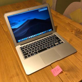 マック(Mac (Apple))のMacBook Air 13インチ early2015 カスタム(ノートPC)