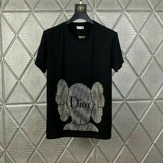 ディオール(Dior)のお勧め KAWS人形    DIOR  ディオール    T-SHIRT (Tシャツ/カットソー(半袖/袖なし))