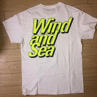 Supreme - WIND AND SEA Tシャツ Mサイズ