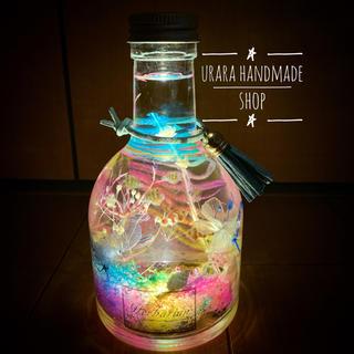 新作!LEDライト付き✨トロピカル熱帯魚のハーバリウム