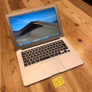 マック(Mac (Apple))のメモリ8GB! MacBook Air 13インチ mid2013(ノートPC)