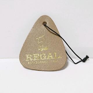 リーガル(REGAL)のREGAL リーガル 革製タグ(ローファー/革靴)
