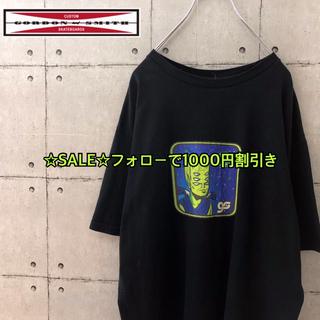 【超レア】90's ゴードン アンド スミス GODON&SMITH Tシャツ(Tシャツ/カットソー(半袖/袖なし))