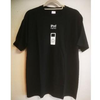 アップル(Apple)の[未使用品] iPod nano 初代モデルデザイン Apple純正Tシャツ(Tシャツ/カットソー(半袖/袖なし))