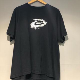 ナイキ(NIKE)のNIKE ブラックTシャツ ✨(Tシャツ/カットソー(半袖/袖なし))
