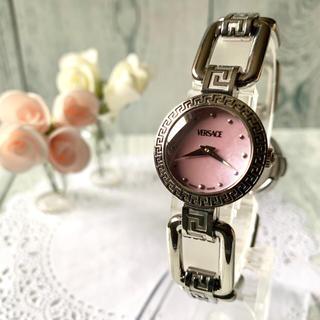 ヴェルサーチ(VERSACE)の【動作OK】 VERSACE ヴェルサーチ 腕時計 メデューサ  DSQ99(腕時計)