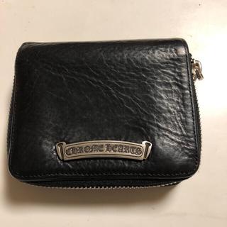 クロムハーツ(Chrome Hearts)のクロムハーツ  スクエアージップ(折り財布)