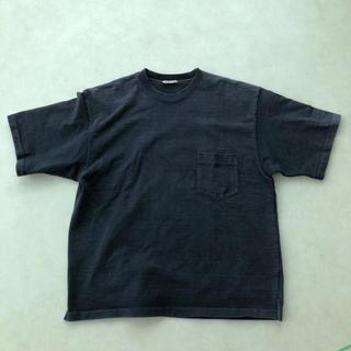 コモリ(COMOLI)の[auralee]名作 スタンドアップT stand up Tshirts(Tシャツ/カットソー(半袖/袖なし))
