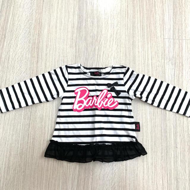 Barbie(バービー)のロンT キッズ/ベビー/マタニティのベビー服(~85cm)(Tシャツ)の商品写真