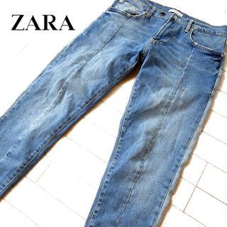 ZARA - 美品 (EUR)38 ザラ ZARA レディース デニム/ジーンズ