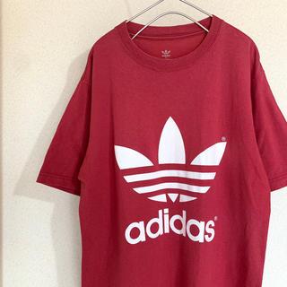 adidas - アディダス Sサイズ オリジナルス サイズ トレフォイル  ロゴTシャツ