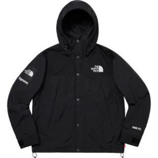 Supreme - 黒S Supreme The North Face Mountain Parka