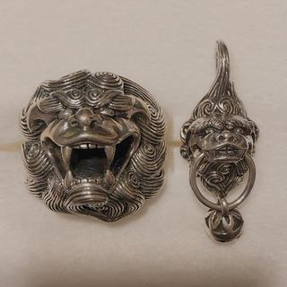 かすう工房 二代目獅子 セット(リング(指輪))
