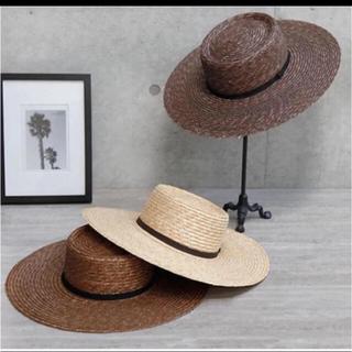 ルームサンマルロクコンテンポラリー(room306 CONTEMPORARY)のroom306  帽子 ハット✨(麦わら帽子/ストローハット)