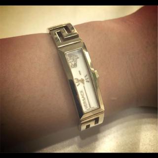 ヴェルサーチ(VERSACE)の美品‼︎ VERSACE レディース 腕時計(腕時計)