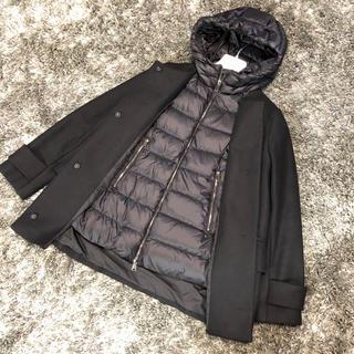 MONCLER - モンクレール 正規品 EUPHEMIA ユーフェミア 美品 ブラック サイズ1