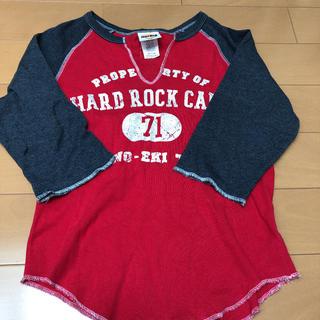 ハードロックカフェラグランTシャツ