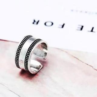 ローズバッド(ROSE BUD)のsilver pierce 〻(リング(指輪))