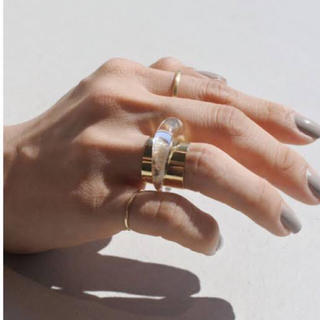 mame - mame kurogouchi 指輪