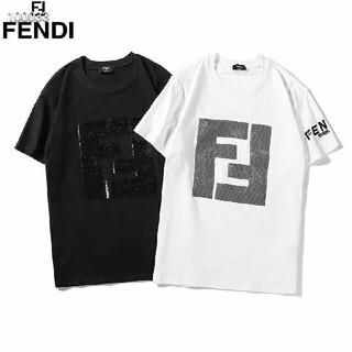 FENDI - Tシャツ 男女兼用 2枚5000円 送料込み
