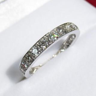 pt900 ダイヤモンド リング (リング(指輪))