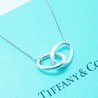 Tiffany & Co. - ☆新品☆未使用☆Tiffany&Co. ティファニー ダブルループ ネックレス