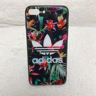 adidas - iPhoneケース(iPhone7 plus)