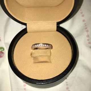 指輪 k10 ピンクゴールド(リング(指輪))