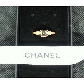 シャネル(CHANEL)の確認用追加写真(リング(指輪))