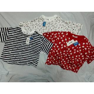 ハローキティ(ハローキティ)のキティT シャツ3枚セット(Tシャツ(半袖/袖なし))