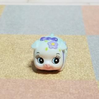 ☆早い者勝ち☆ミニチュア花豚さんブルー