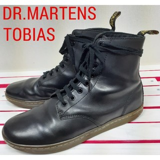 ドクターマーチン(Dr.Martens)のDR.MARTENS  TOBIAS   ドクターマーチン 8ホール ブーツ(ブーツ)