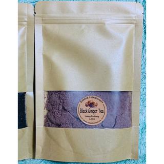 カルディ(KALDI)のブラックジンジャーティー 150g(茶)