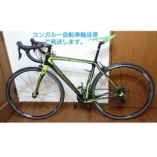 Cannondale - 【美品】フルカーボン ロードバイク cannondale synapse
