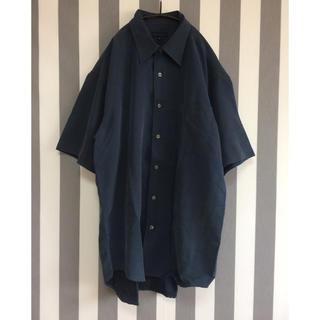 ビンテージ オーバーサイズ シャツ(シャツ)