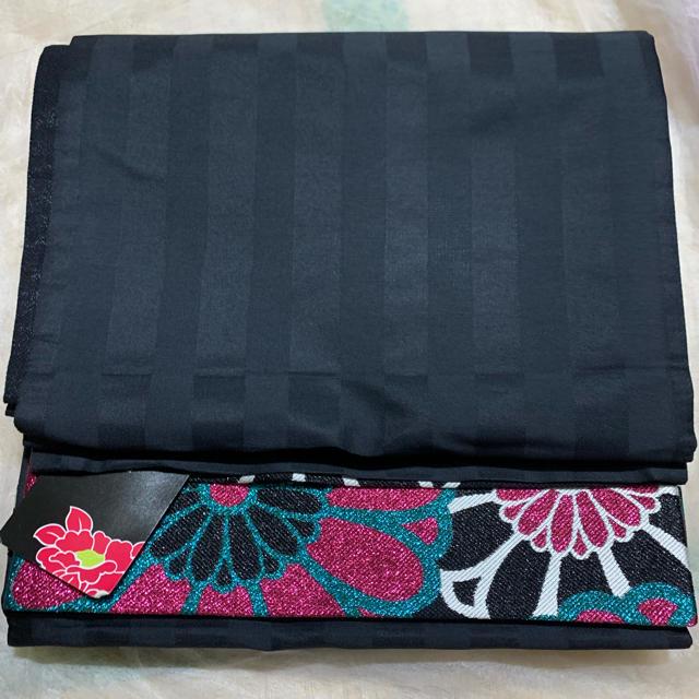 ふりふ(フリフ)の和風館 袋帯 定価63000円 新品 未使用 レディースの水着/浴衣(着物)の商品写真