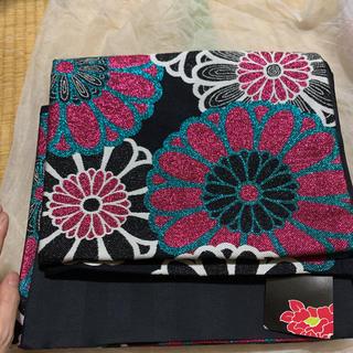 フリフ(ふりふ)の和風館 袋帯 定価63000円 新品 未使用(着物)