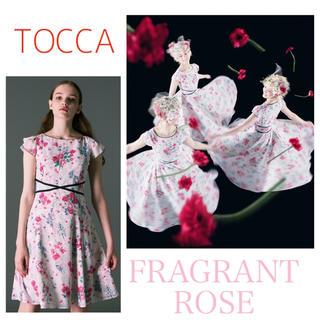 TOCCA - TOCCA❀* flower waltz FRAGRANT ROSE