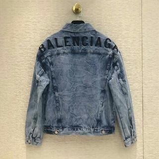 Balenciaga - お勧め   正规品    バレンシアガ     デニムジャケット