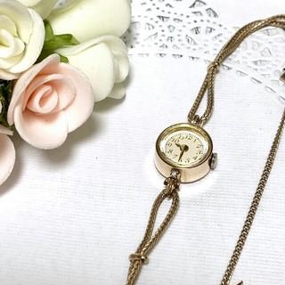 agete - 【美品】agete アガット クラシック K10 腕時計 0.02ct ダイヤ