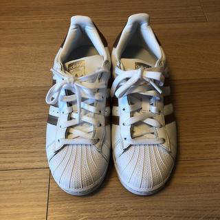 adidas - adidas スーパースター スニーカー 23.5cm