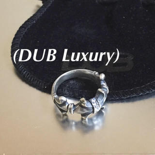 ダブコレクション(DUB Collection)のDUB Luxuryダブ ラグジュアリーstrengthリング(リング(指輪))