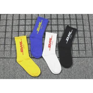 靴下 ソックス 5色  DHL ストリート海外 人気 インスタ 流行り(ソックス)
