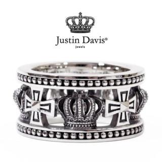 ジャスティンデイビス(Justin Davis)のMEDIEBAL WEDDING BAND(リング(指輪))