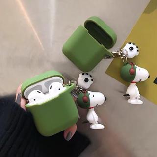 エアポッズ AirPods ケース SNOOPY スヌーピー
