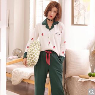 いちごパジャマセット